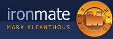 The Ironmate Logo