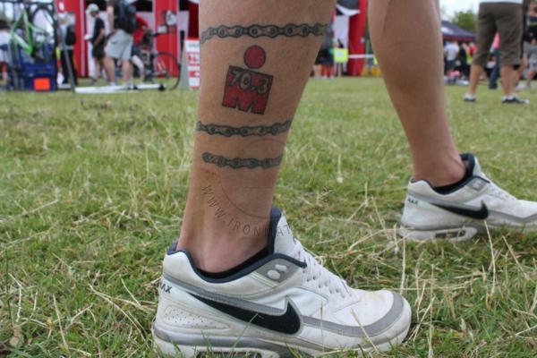 Ironman 70 3 Tattoo Http//wwwironmatecouk/node/15893