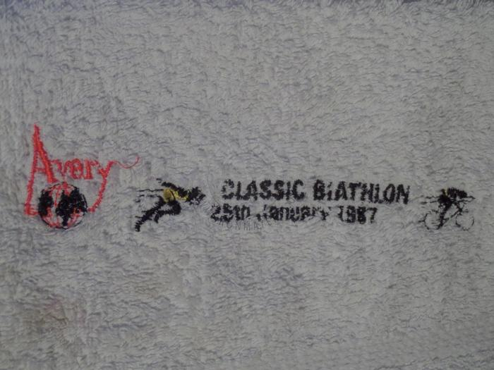 Triathlon Memorabilia 1983 To 2016