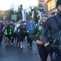 The start can be just as manic even in a 45 mile ultra running race
