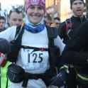 All smiles for Abi Gooch at start of her ultrs 45 mile run