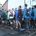 Q to get into Ridgeway path after start
