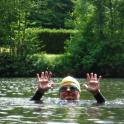 Great Local rivers for swimming in the summer you dont need a wet suit