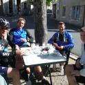 Great little towns with cycling freindly cafe's