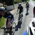 Training 2 a breast is not a problem as you hardly see any cars during a Tri Topia week with IronMate Mark