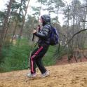 Learn how to use poles running up & down hills in the sand - Book your coaching session with Mark http://www.ironmate.co.uk/contact-using