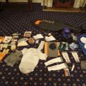 This Marathon des Sables MdS Back pack weighed just 6.3 kg with 15,000 calories of food. Need advice time Line of race day nutrition get in touch, http://www.ironmate.co.uk/contact-using