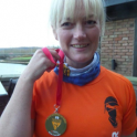 Jayne successfully completes the marathon des Sables with Mark Kleanthous coaching get in touch for more details http://www.ironmate.co.uk/contact-using