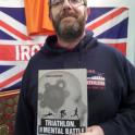 "Beard Man to Ironman using ""Triathlon - The Mental Battle"" by mark kleanthous"
