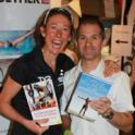 Chrissie Wellington 3 Times Ironman World Champion has my book