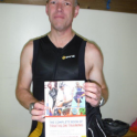 I got Mark's book as a presant and use it for triathlon training