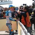 IronMate Photo - Bradley Smith After Being 3Rd At Silverstone 2010