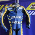 IronMate Photo - Bradley Smith Leathers Ready And Waiting To Race