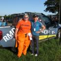 IronMate Photo - Bradley Smith Trainer With One Of Brads Fans 2009