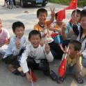 IronMate Photo - China Ironman Enthusiastic Spectators