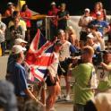IronMate Photo - M-Dot Ironman Tattoo Kona Finish Line 2010