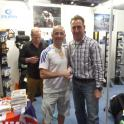 Mark Kleanthous with Sean Kelly