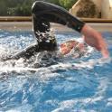 IronMate Photo - Tri Topia Endless Pool Swim Analysis
