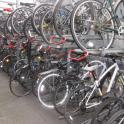 IronMate Photo - Bike Park Outside Euston Railway Station
