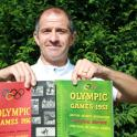 IronMate Photo - Mark With 1952 And 1956 Offical Olympic Reports
