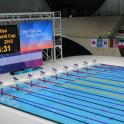 IronMate Photo - Starting Blocks At The Aquatic Centre