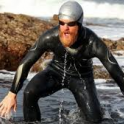 I gave coaching & swimming advice to Sean Conway who is the first & only person to swim the length of Britain 900+ miles in 135 days