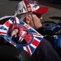 IronMate Photo - Flying The Flag -William And Kate Wedding