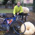 IronMate Photo - I Have Seen A Pumpkin As Big As A Cycling Wheel