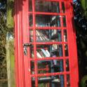 IronMate Photo - A Vilagge Post Box Converted To A Mini Library