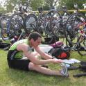 #34 IronMate Photo - A Great Time To Stretch Is Afterwards