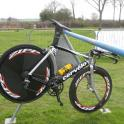 IronMate Photo - Cervelo And Rear Disc And Deep Section Front