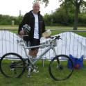 IronMate Photo - A Fancy Cannondale Mountain Bike Passed A Few