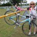 IronMate Photo - My Trek Bike Ready For The Triathlon Race
