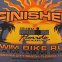 IronMate Photo - 1999 Florida Ironman Tri Offical Finsihers Shirt