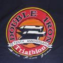 IronMate Photo - Double Ironman Triathlon Supporters T Shirt